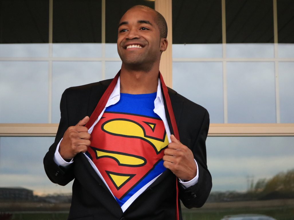 Clark Kent as Superman  sc 1 st  West Acres Blog & Unique DIY Halloween Costumes to Wear Now u0026 Later - The Watch