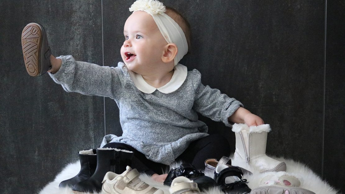 ceea9588772c Tips for Buying Baby's First Shoes - The Watch