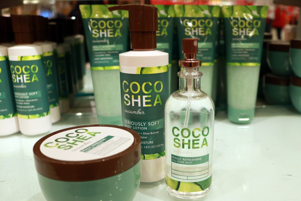 """d384c03c522b """"When it comes to body care, I place importance on what I'm putting on my  body, so I was ecstatic when Bath & Body Works introduced their Coco Shea  ..."""
