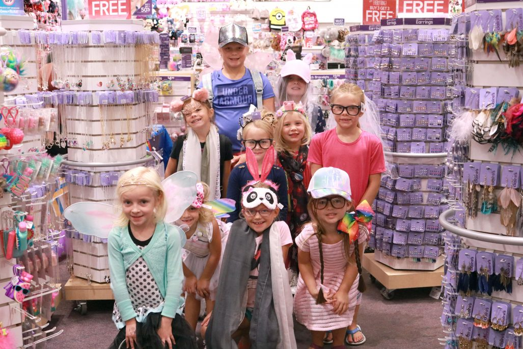 We Were Planning A 6th Birthday Party With 10 Girls Ages 4 11 I Had Heard About Parties At Claires So Stopped In To The Store Ask Some