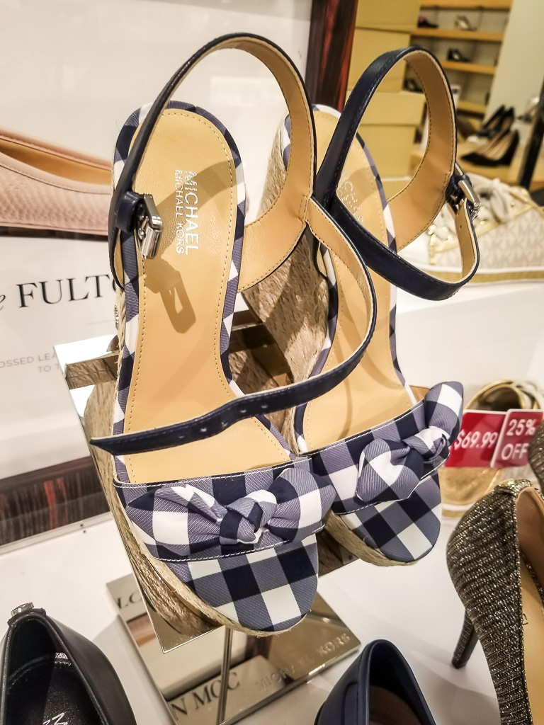 If you're a fan of designer shoes, this sale is the perfect time to grab a pair!